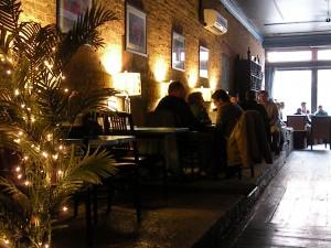 Chill Wine Bar, Beacon, NY