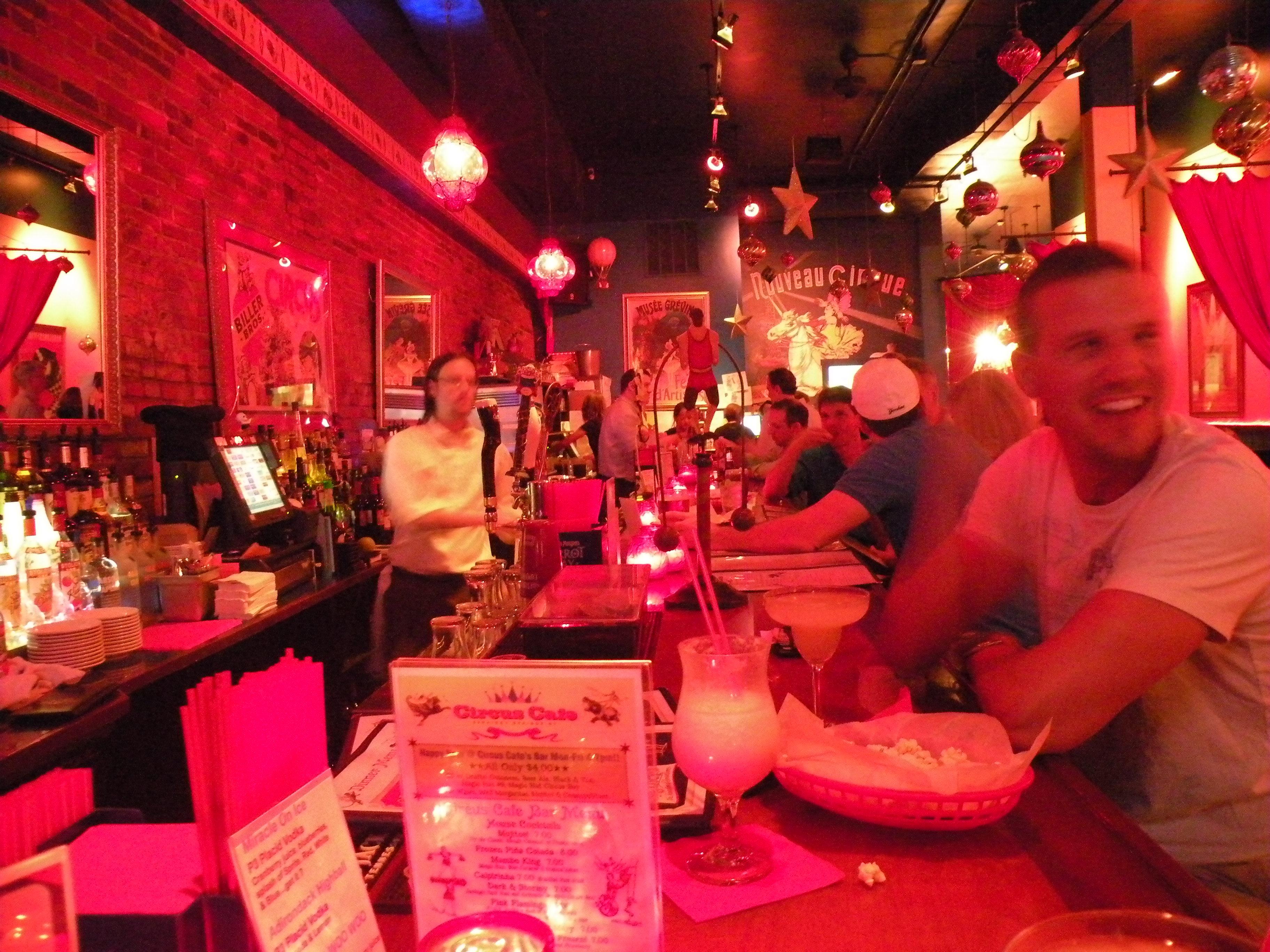 from Tatum gay bar in saratoga springs