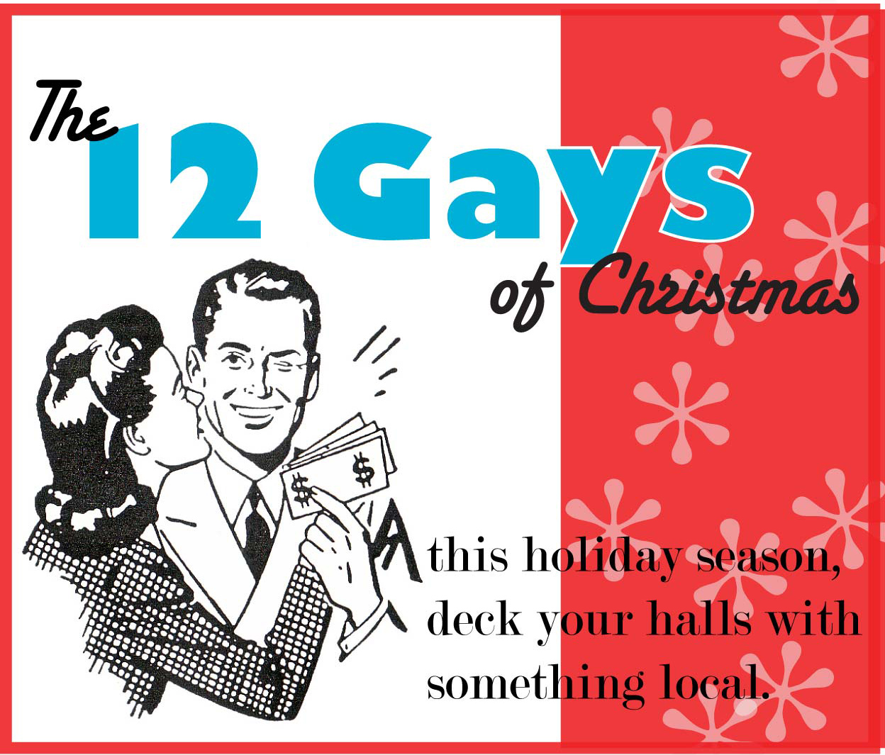 from Jon the twelve gays of christmas