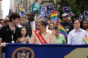 David Paterson Extends Protection to Transgender Employees