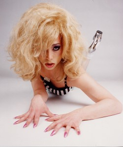 Sherry Vine will be at Truman's in New Paltz this Saturday, February 6th!