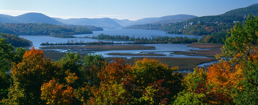 View from Boscobel - Hardie Truesdale Photography