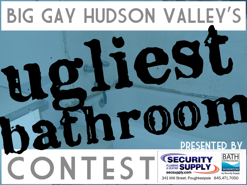 Big Gay Hudson Valley's 'Ugliest Bathroom Contest'