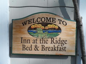 Inn at the Ridge 1