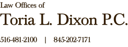Law Offices of Toria L. Dixon