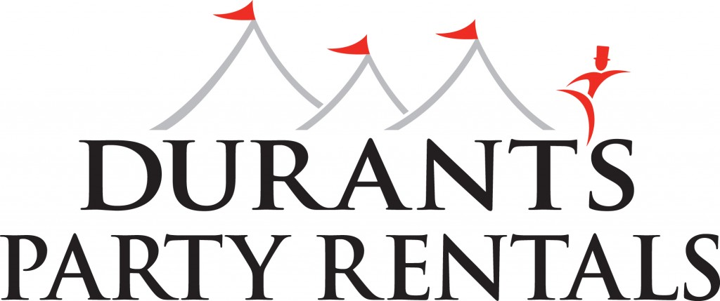Durants Party Rentals logo
