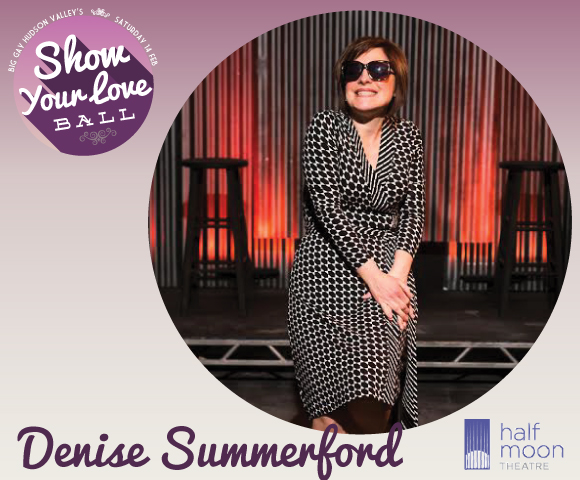 Show Your Love Ball 2015 Denise