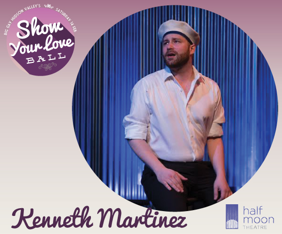 Show Your Love Ball 2015 Kenneth