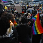 The Capital Community Protests Against Fred Phelps on March 6th