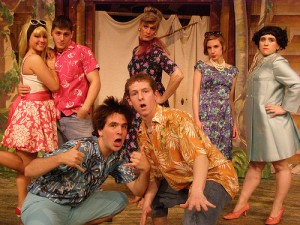 Run, Don't Walk To See Psycho Beach Party - Only Three Performances Remaining!