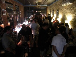 Chill Wine & Tapas Bar was packed on August 13th in a great show of support for ARCS!