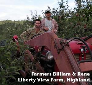 Liberty View Farms Billiam & Rene