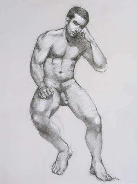 Erotic male drawings gallery