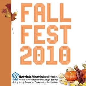 Fall Fest 2010: A Hetrick-Martin Institute Benefit ...