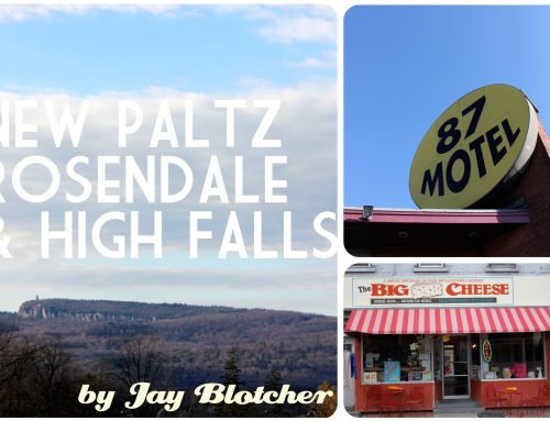 New Paltz, Rosendale & High Falls