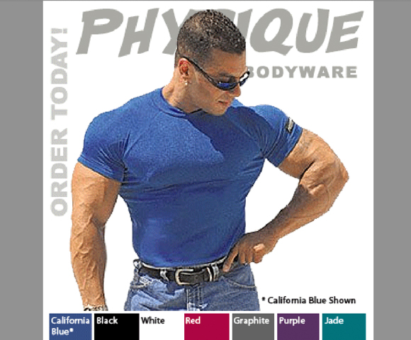 a0627bb6dff796 Physique Bodyware. View Larger Image