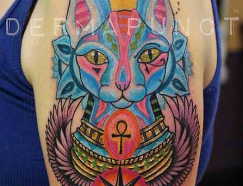 Dermapunct Custom Tattoo