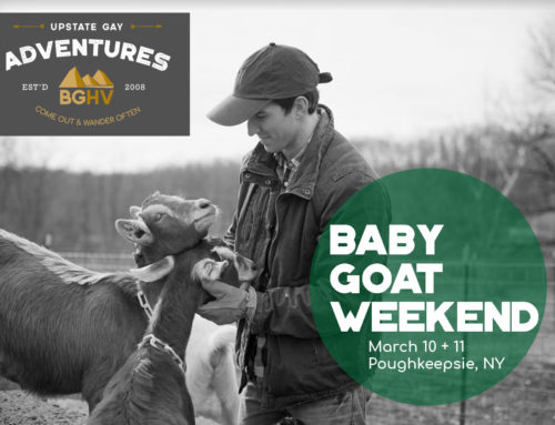 Big Gay Hudson Valley Announces The First-Ever Baby Goat Weekend at Sprout Creek Farm in Poughkeepsie
