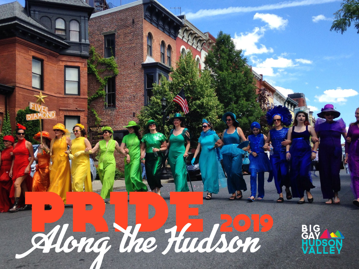 Pride Along the Hudson 2019: Local Pride Festivals in the Hudson Valley